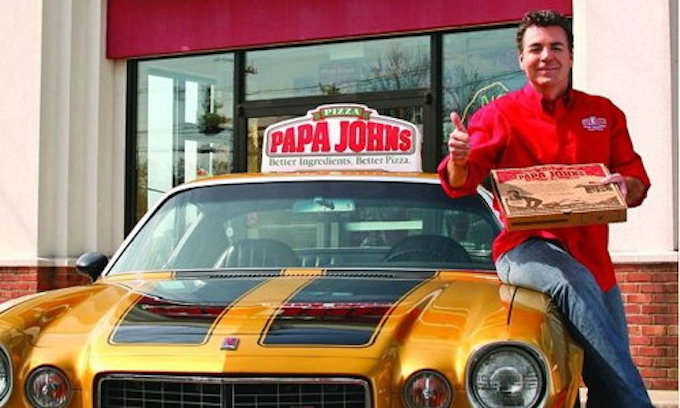 Papa John's founder files second suit against company