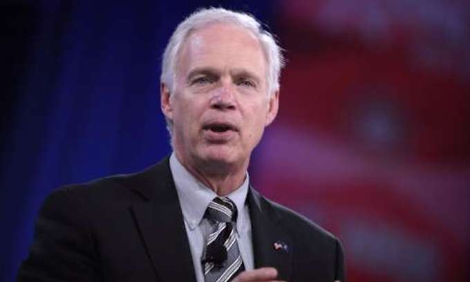 GOP Sen. Ron Johnson: 'I do not support' House, Senate tax plans