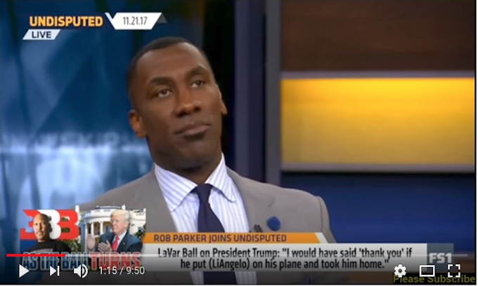Fox Sports Hosts rip 'disingenuous' LaVar Ball, sort of