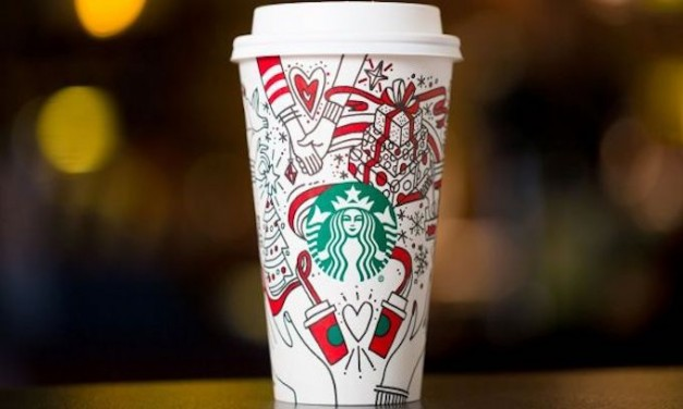 Not another Starbucks holiday cup controversy