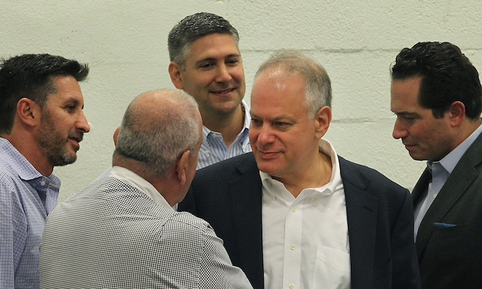 FL Democrat Party Chairman Stephen Bittel abruptly resigned Friday