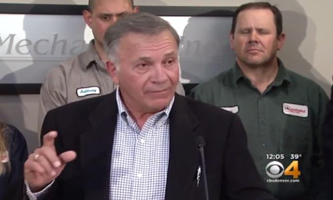 Tom Tancredo announces bid for Colorado governor
