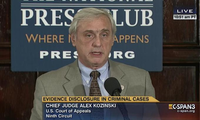 Judge Alex Kozinski retires from 9th Circuit Court of Appeals after accusations of inappropriate sexual conduct