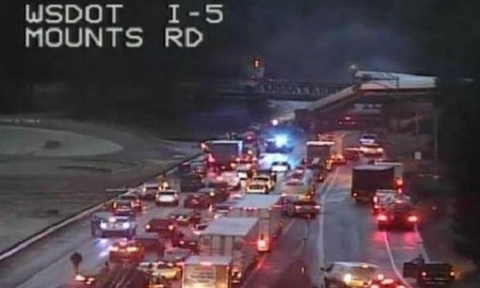Amtrak train derails, falls from overpass onto I-5 near Seattle