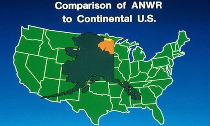 Drilling in section of ANWR included in final GOP tax-reform package