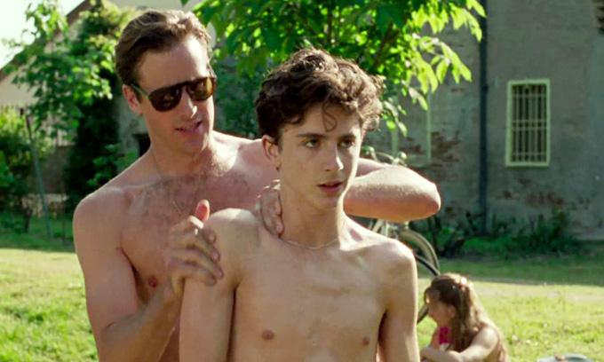Tone deaf Hollywood pushes out man-boy love film