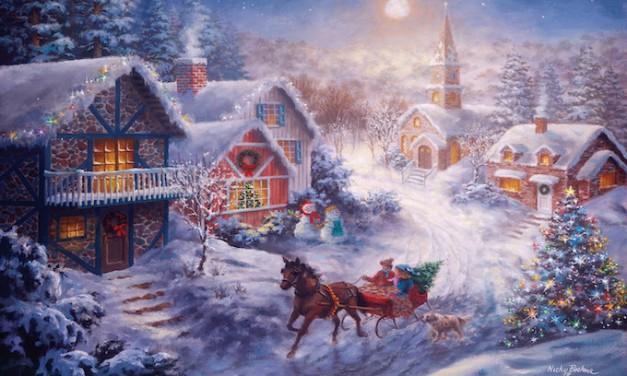 Boston professor claims Jingle Bells is racist