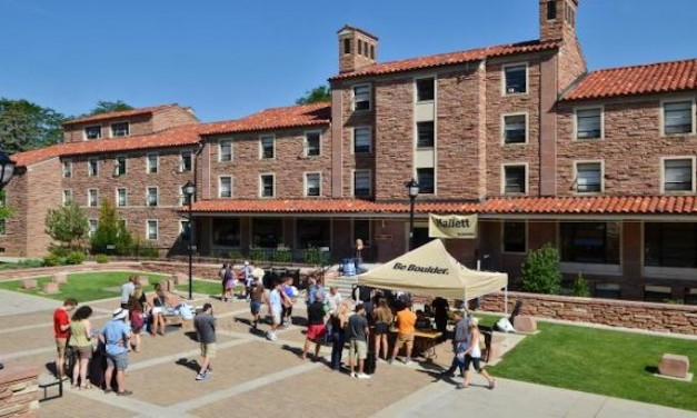 Separate but Equal: Segregation alive and well at CU Boulder