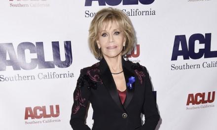 Jane Fonda to 'woke' Colin Kaepernick: 'Keep kneeling until you can stand'