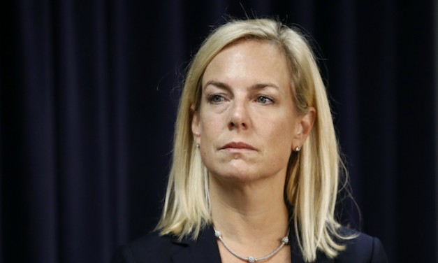 Kirstjen Nielsen, new DHS chief, says agents cause 'fear' in illegals