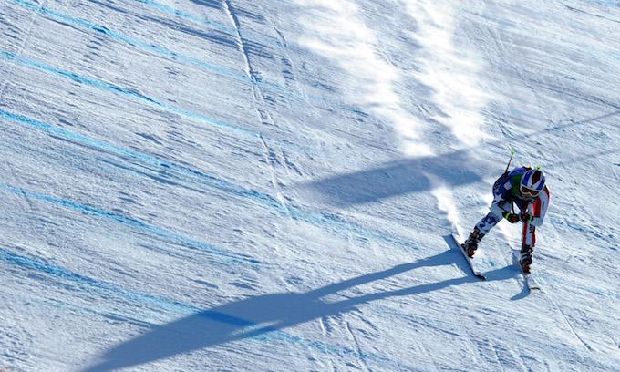 Olympic skier Lindsey Vonn focused on hatred of Trump