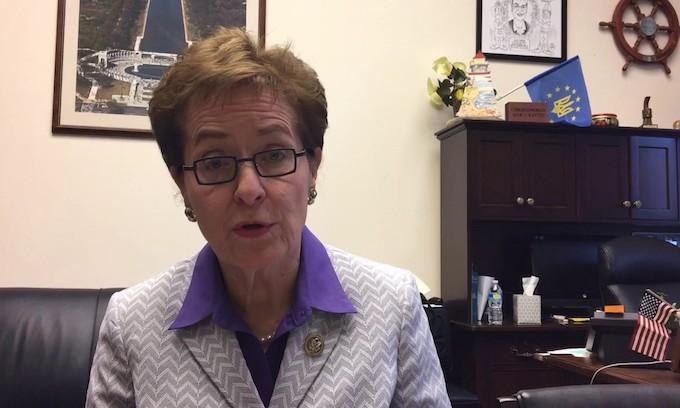 Democrat lawmaker: Women's clothing an 'invitation' for harassment