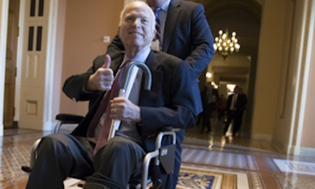McCain tries to interfere in trade dispute; Graham disagrees