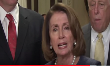 Nancy Pelosi on tax bill: If this goes through, kiss life on earth goodbye.
