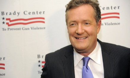 Piers Morgan to 'shuddering' British liberals: 'Donald Trump delivers on his promises'