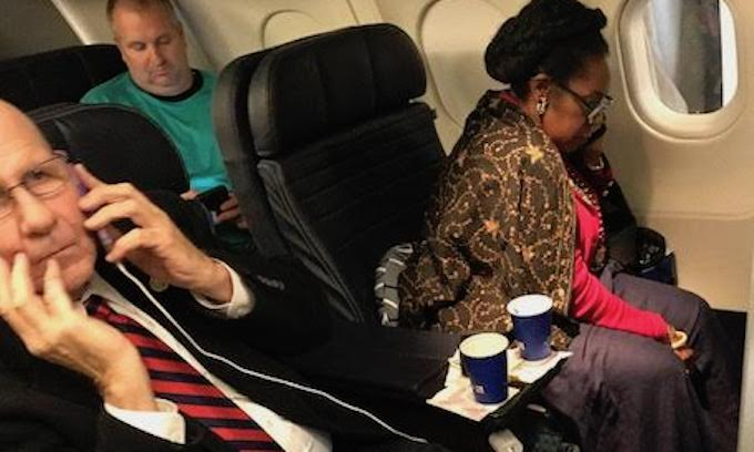 Woman accused of racism by Sheila Jackson Lee is human-rights activist