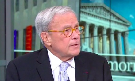 NBC staffers felt pressured to sign letter defending Brokaw