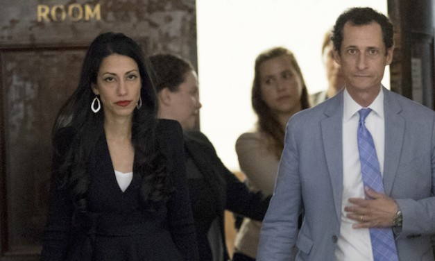 Jail!: Trump's right to call for DOJ action on Abedin, Comey