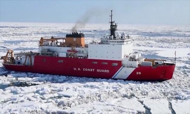 Coast Guard wants cruise missiles on Arctic icebreakers