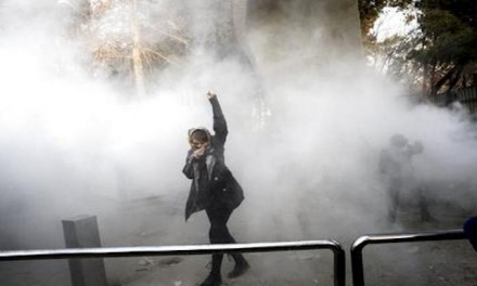Social media blocked in Iran as government takes action to stop protests