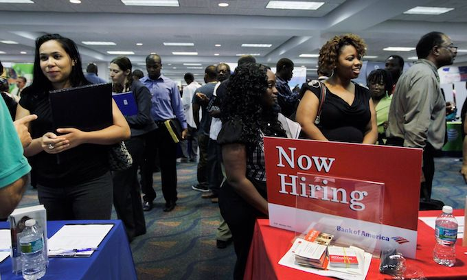NYC seeing largest and longest job expansion since the end of World War II