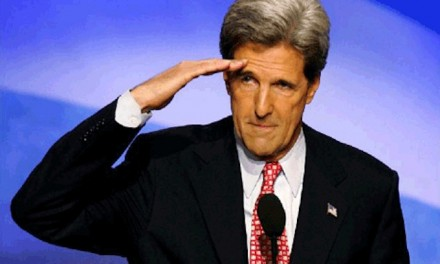 John Kerry: Reporting for Duty, Again
