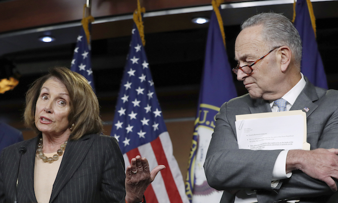 Solution for 'DREAMers' at hand but Democrats prefer to use them for political gain