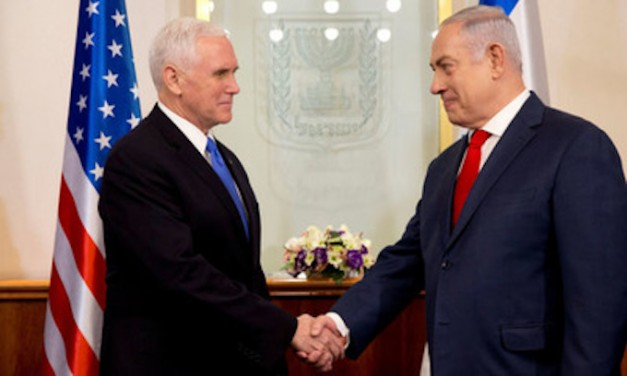 Mike Pence says U.S. will open embassy in Jerusalem next year
