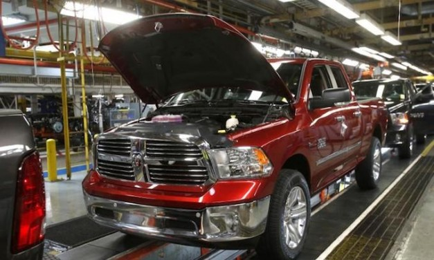MAGA: Chrysler to move 2,500 jobs from Mexico to Michigan