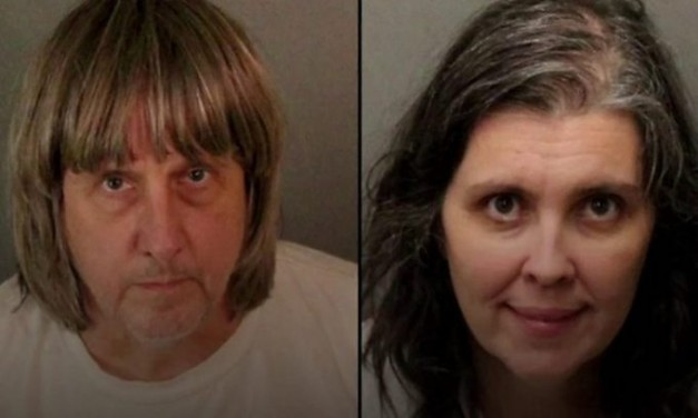 Kids chained in Calif. house of horrors; parents arrested