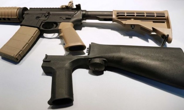 Federal judge upholds ATF ban on bump stocks set for March
