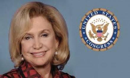 Democrat congresswoman calls for ban on 'massacre machine gun magazines'