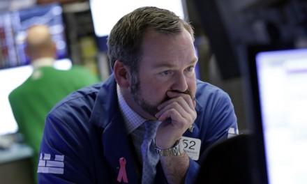 Dow Jones plunges 1,500 points