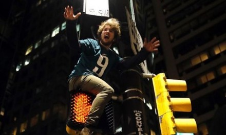 Eagle Nation? Looting, destruction follow Super Bowl win