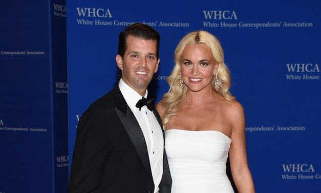 Vanessa Trump taken to hospital after receiving white substance in mail