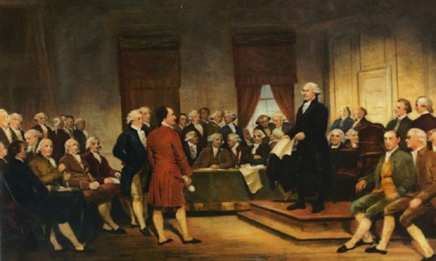 Time to thank the Founding Fathers for the Electoral College