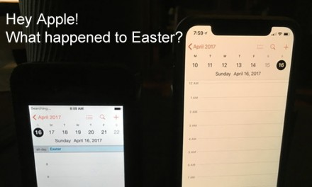 Apple Removes Easter from iPhone Calendar — What's Next?