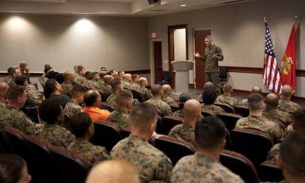 Marine Corps again lowers requirements for Infantry Officer Course