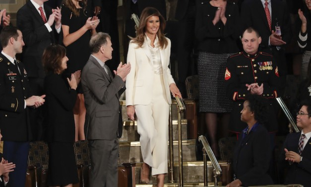 Melania Trump's sophistication annoys vicious media
