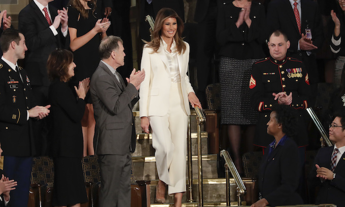 Melania Trump spox shreds media in op-ed: 'Absurdity abounds' in first lady coverage
