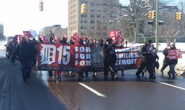 Fast-food workers: $15 minimum wage a civil right