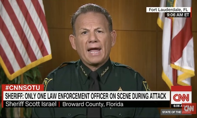 The failed leadership of Broward Sheriff Scott Israel