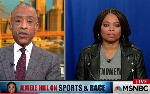 ESPN's Jemele Hill still attacking Trump