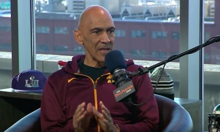 Tony Dungy attacked by critics bemoaning his Christian 'nonsense'