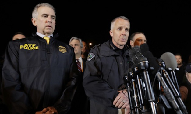 Austin bomber blows self up; fears of more explosives remain