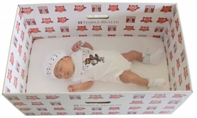 NYC may hand out 'baby boxes' to irresponsible parents