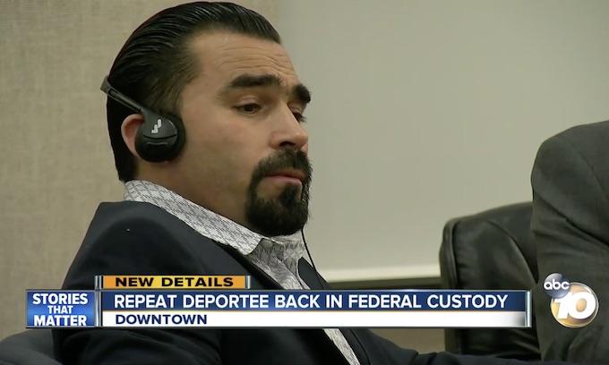 Felony case dismissed against illegal alien with multiple deportations