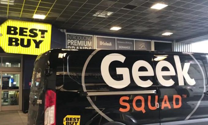 FBI used Best Buy's Geek Squad as paid informants for years