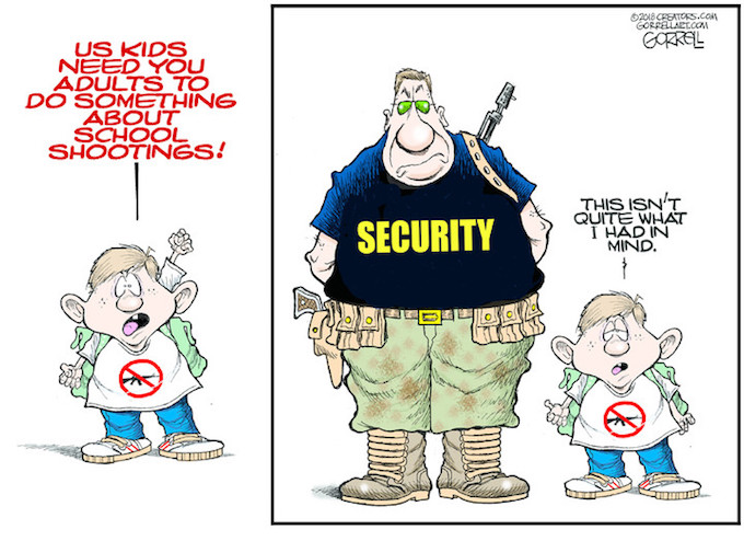 Protection in Schools