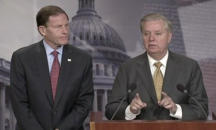 Graham, Blumenthal tout bill to curb gun violence with red flag orders